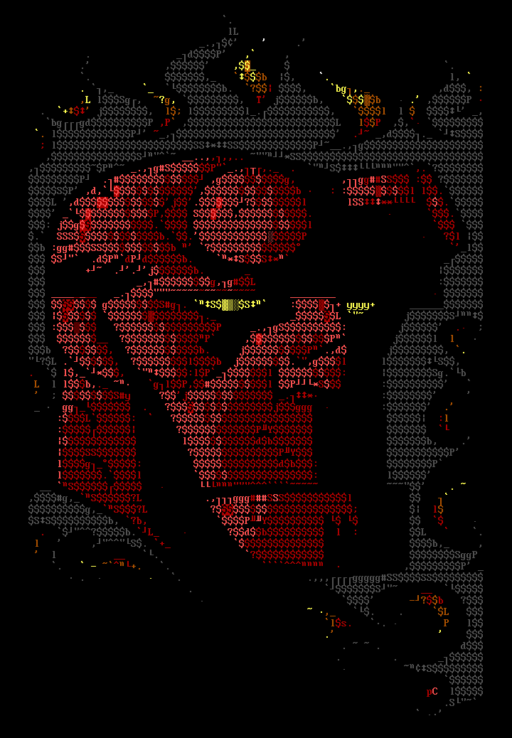 One Line Ascii Art Star Wars : Sample csss presentation
